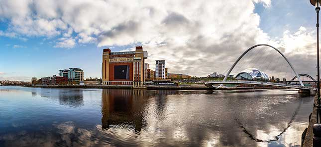 BALTIC, Newcastle