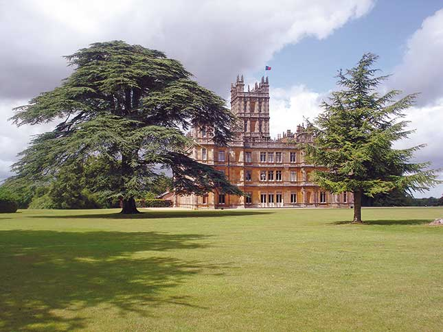 Highclere Castle, stately homes | Britain's best stately homes | 25 best stately homes
