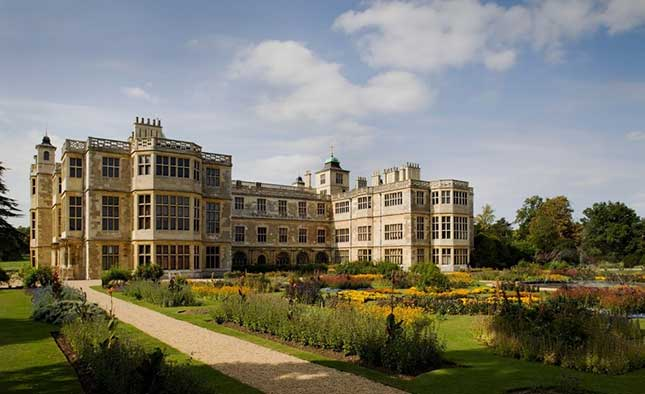 Audley House and Gardens, essex, museums