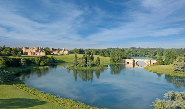 Britain S Top 25 Stately Homes