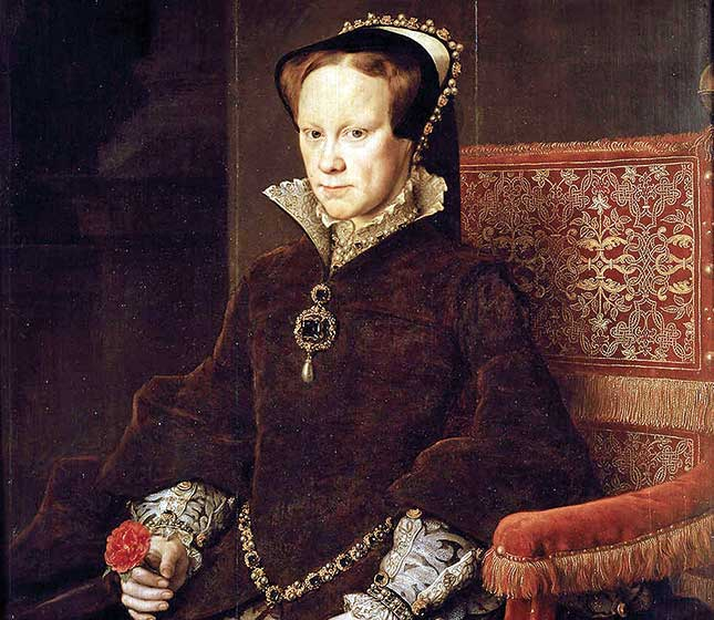 Mary Tudor, Bloody Mary