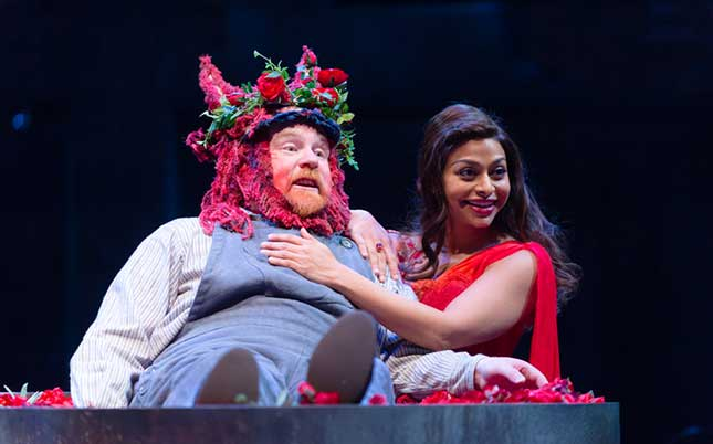 A Midsummer Night's Dream, A Play for the Nation, shakespeare, RSC