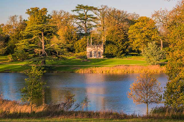 Capability Brown, Burghley House