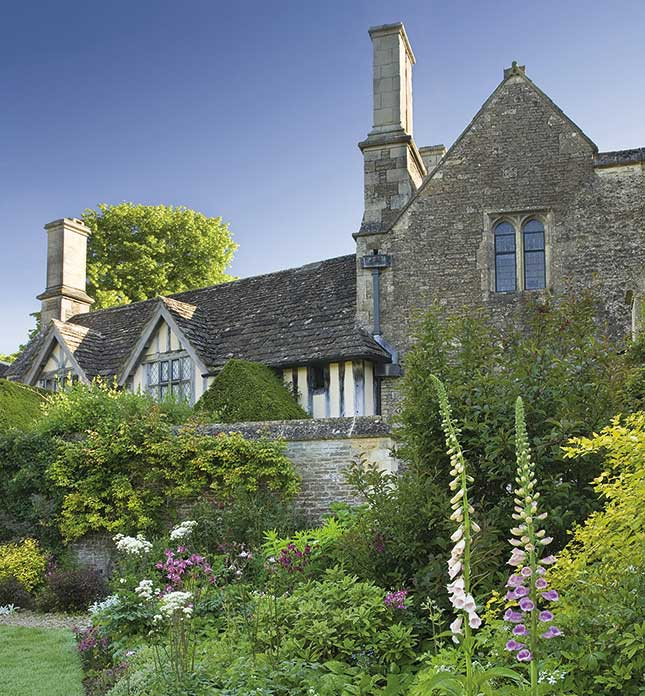 Chalfield Manor, Wiltshire, stately homes