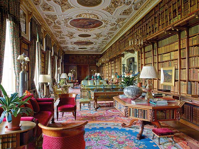 Chatsworth House, stately home, travel
