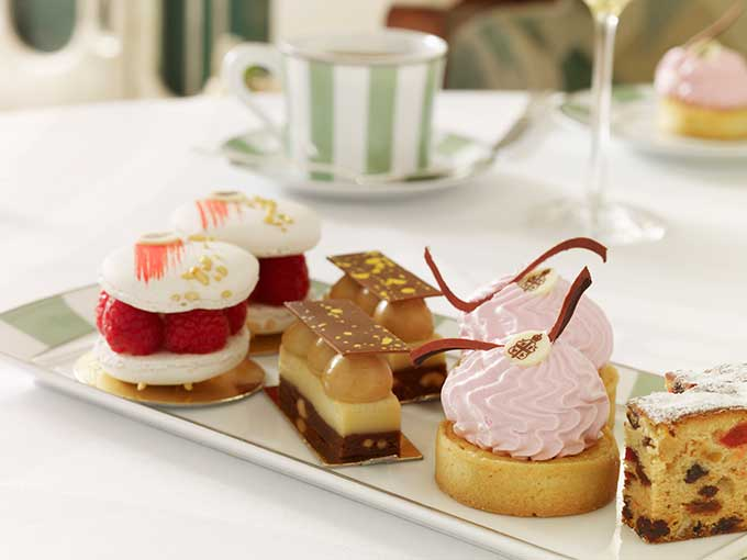 Claridge's, London, Afternoon TEa