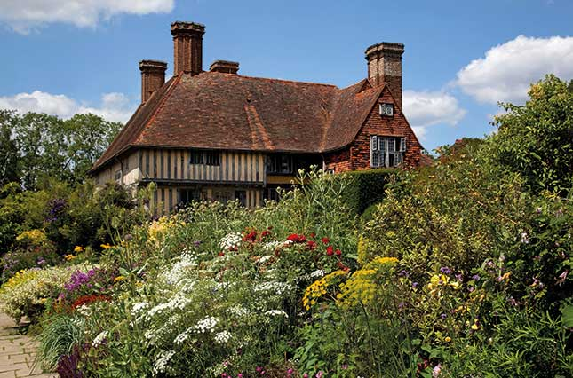 Great Dixter, Sussex, medieval