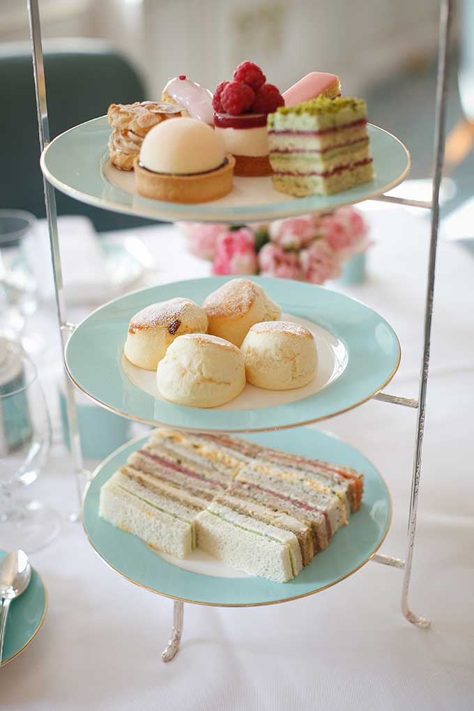 Fortnum and Mason, afternoon tea, london