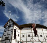 shakespeare's globe, theatre, shakespeare 400, complete walk