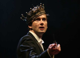 David Tennant, Shakespeare, hamlet, shakespeare events roundup