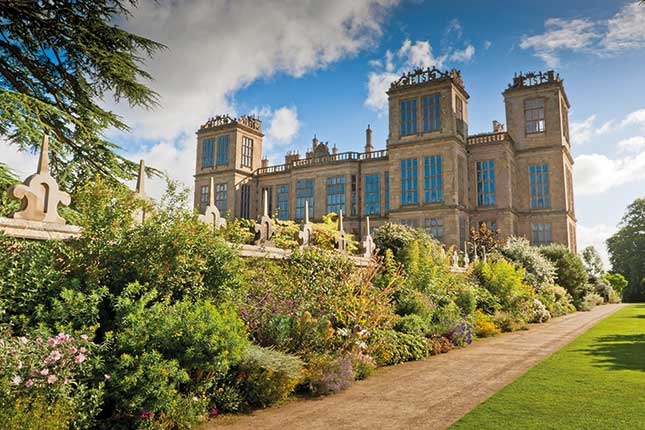 Hardwick Hall, stately homes