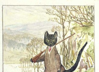 Beatrix Potter, Kitty in Boots