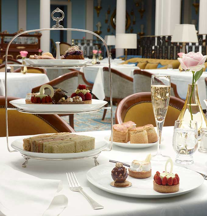 Lanesborough, London, Afternoon Tea