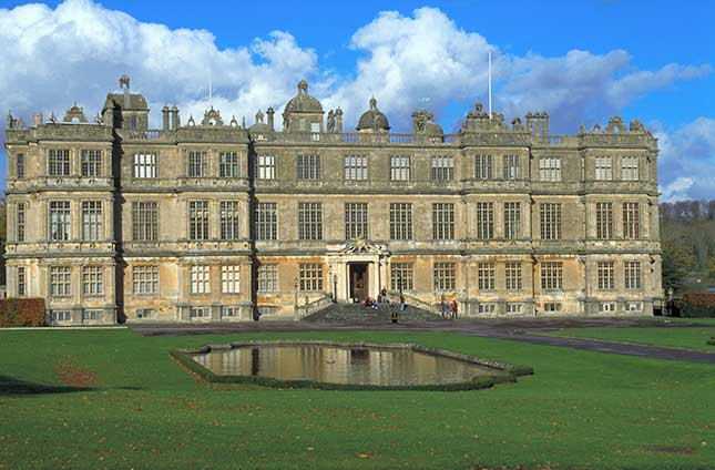 Longleat, stately homes
