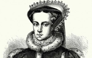 Mary i, tudor of month