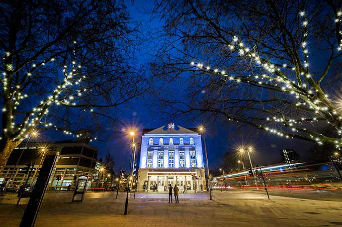 The Old Vic, Waterloo, London | London theatre | London]s best theatre venues | London's West End