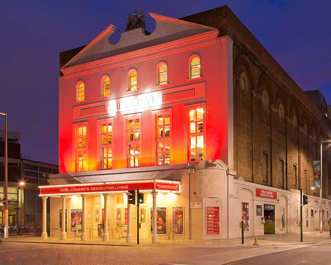 Old vic, theatre