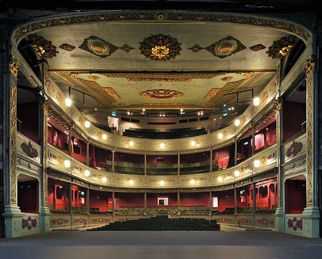 old vic, bristol, theatre
