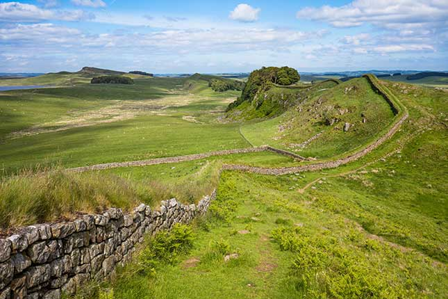 Hadrians Wall, Housesteads, Roman Fort, Roman Legacy