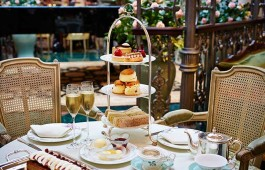 Savoy, London, Afternoon Tea