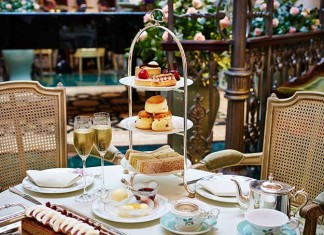 Savoy, London, Afternoon Tea |afternoon tea in London | London's best afternoon teas