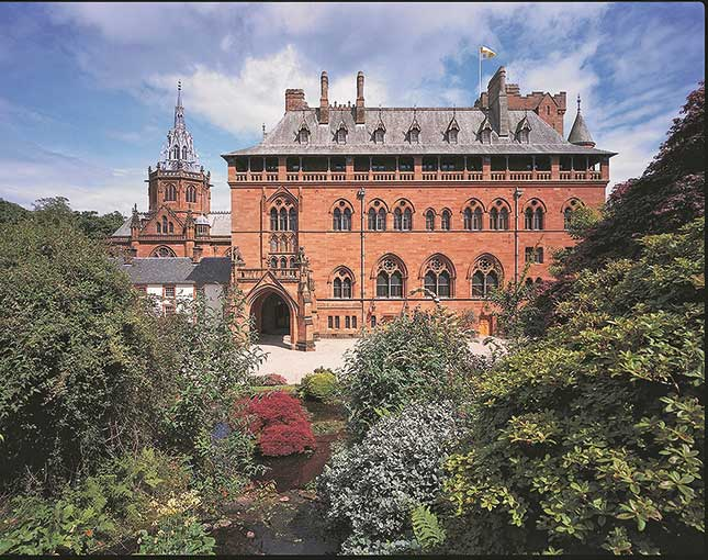 Mount Stuart, stately homes