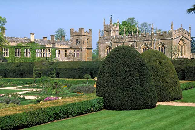 Sudeley Castle, stately homes