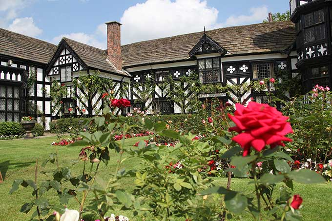 Gawsworth Old Hall, Macclesfield