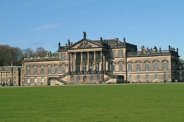Wentworth House, stately homes | Britain's best stately homes | 25 best stately homes