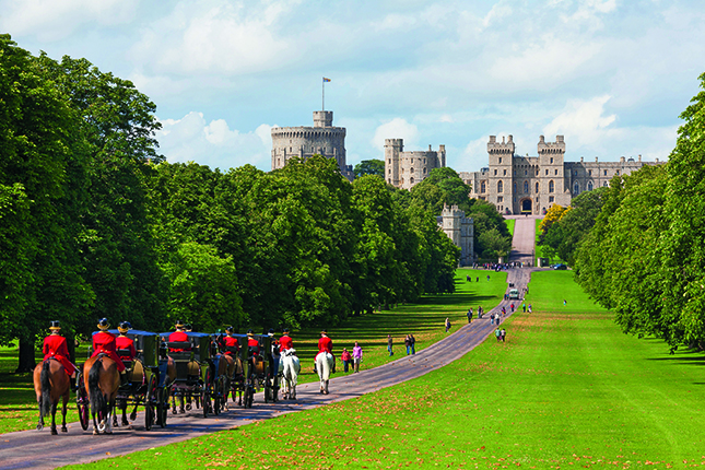 Berkshire, Windsor Castle