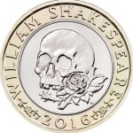 Shakespeare, coins, Royal Mint
